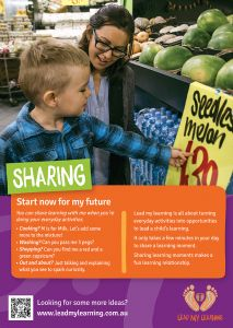 Campaign Poster for Sharing Image