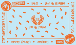 Lead My Learning  Playmat Image